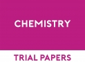 Chemistry Trial Papers