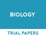 Biology Trial Papers