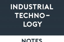 Industrial Technology Study Notes