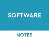Software Study Notes