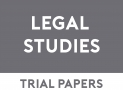 Legal Studies Trial Papers