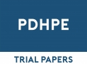 PDHPE Trial Papers