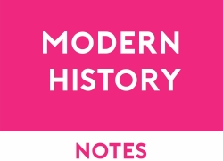 Modern History Study Notes