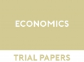 Economics Trial Papers