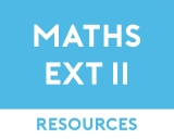 Mathematics Extension 2 Free Resources